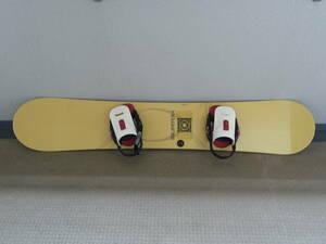 Burton バートン  スノーボード板 ビンディング付き スノボ 159cm BURTON SUPERMODEL