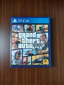 PS4 グランドセフトオート5 グランド・セフト・オートV GTA5