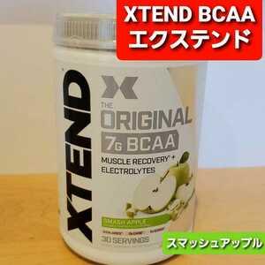【送料無料・国内発送】XTEND エクステンド BCAA お試し スマッシュアップル 筋トレ スタミナ 持久力 トレーニング アスリート