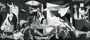【Tシャツ】 『Guernica』 ピカソ ゲルニカ S/M/L/XL/90/100/110/120/130/140/150/160