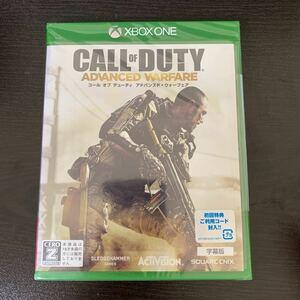 【新品、未開封品】Xbox One コール オブ デューティ アドバンスド・ウォーフェア [字幕版]