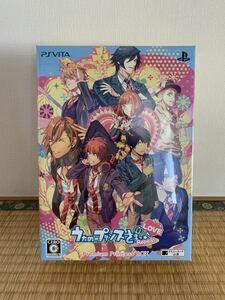 【新品、未開封品】PS Vita うたの☆プリンスさまっ♪Repeat LOVE Premium Princess BOX