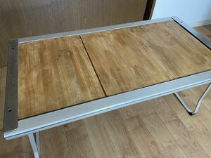 スノーピークIGTテーブル用天板 檜集成材 ライトオークMサイズ