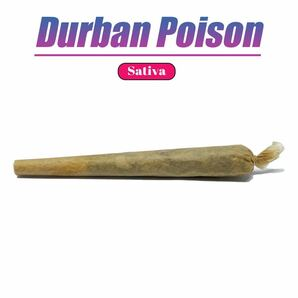 "CBDジョイント ""Durban Poison"""
