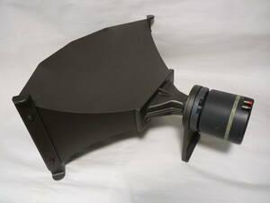 オンケン ONKEN SC-500WOOD にAltec、JBL、TAD、Coral、Fostex製1インチドライバーが簡単に取り付けられる変換アダプター
