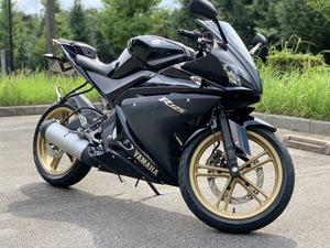 【4st125cc最速】YZF-R125 東京発 走行距離:4860キロ/125ccスポーツ/クラス最強15馬力/自走引取対応/自賠責令和5年6月まで付き