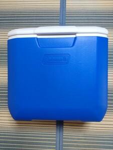新品塗料付 コールマンCOLEMAN エクスカーションクーラー/30QT ブルー/ホワイト