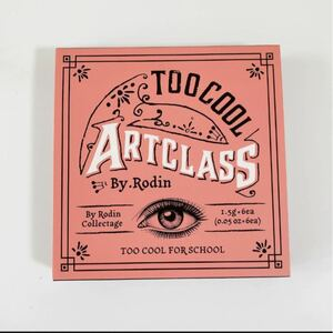 too cool for school ARTCLASS By Rodin  #3 アイシャドウパレット