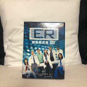 ER緊急救命室XIV フォーティーンコレクターズボックス モーラティアニー