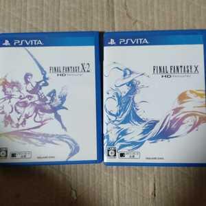 ファイナルファンタジー10 PS Vita ファイナルファンタジーX 2
