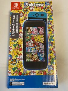 【任天堂ライセンス商品】Nintendo Switch専用スマートポーチEVA ポケットモンスター