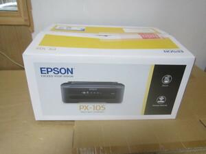 新品未使用品 ★ EPSON インクジェットプリンター 【PX-105】