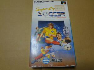 スーパーカップサッカー スーパーファミコン 未使用