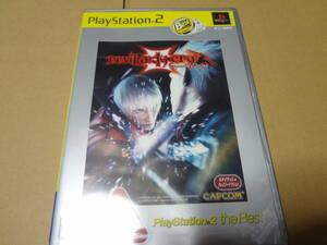 デビル メイ クライ 3 スペシャル エディション PS2 未開封