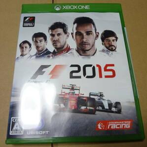 F1 2015 XboxOne 未使用