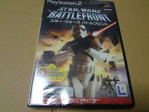 スターウォーズ バトルフロント PS2 未開封