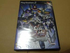スーパーロボット大戦 Scramble Commander PS2 未開封