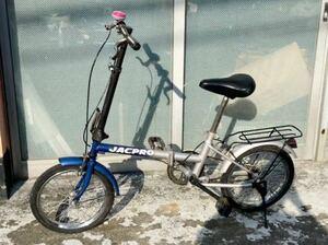 JA CPRO*折り畳み自転車☆16インチ