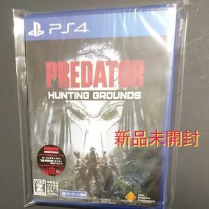 プレデター  PS4 PREDATOR 新品未開封