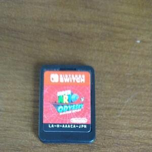 スーパーマリオオデッセイ Nintendo Switch ソフトのみ