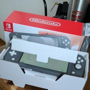 Nintendo Switch Lite本体 充電器なし
