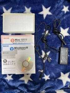 ☆中古品☆ 外付けHDD 500GB HDC-Uシリーズ