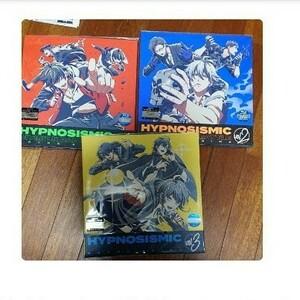 Blu-ray ヒプノシスマイク 1~3巻