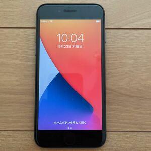 【美品】iPhone8 Space Gray 64GB docomo