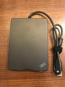 IBM製 USB接続3.5インチフロッピーディスクドライブ