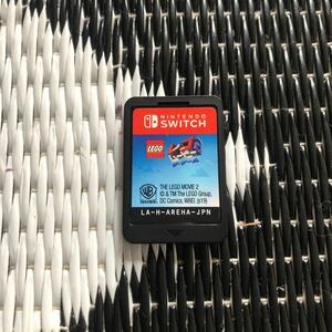 Switch ソフト レゴムービー ザ・ゲーム Nintendo Switch
