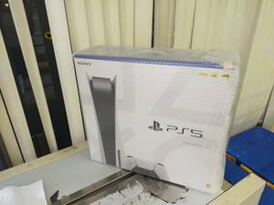 【新品・未使用・送料無料】SONY Play Station 5 プレステ5 PS5 本体 ディスクドライブ搭載モデル プレイステーション5