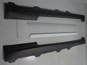 ● ワーゲン シロッコ 13 13CDL 13CTH 13CAV 13CCZ 13CAW 2009~2014 サイド スポイラー セット ランニング ボード スカート エアロ