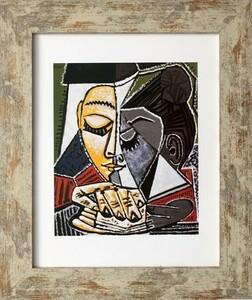 ピカソ アートフレーム Pablo Picasso 壁掛け 絵画