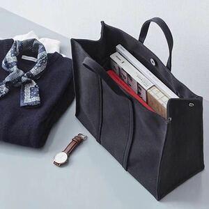 レディーストートバッグ かばんキャンバス A4 大容量通勤通学 オフィス OL