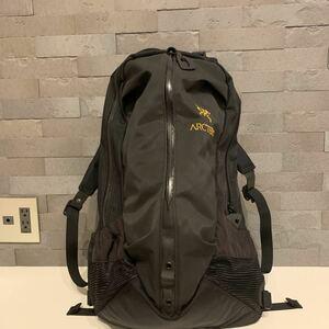 アークテリクス アロー22 ARC'TERYX ARRO 22 バックパック 国内正規品 美品