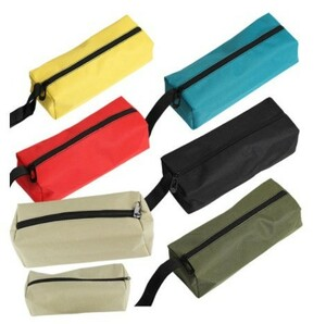 Da353:防水収納 ハンドツール袋 工具ツール収納 旅行 化粧ポーチ バッグ 工具袋 小物入れ