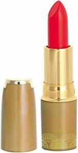 ブライトレッド 安心 安全 低刺激 食用色素からできた口紅 ナチュレリップ LC-01 (ブライトレッド) 全6色