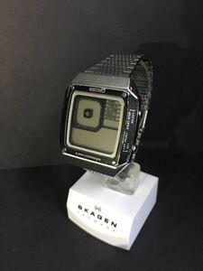 914a1 SEIKO セイコー デジボーグ G757-4010 アラーム クロノグラフ メンズ 腕時計 アクセサリー