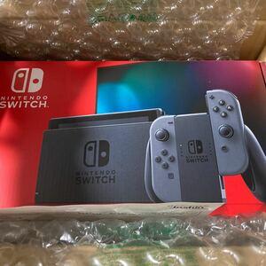 Nintendo Switch 任天堂 ニンテンドースイッチ 本体 Joy-Con(L)/(R) グレー