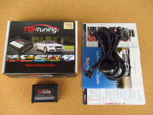 TDI tuning Mazda CX-5(KE) XD diesel front middle period 170ps vehicle for acceleration eminent installation super easy accessory attaching beautiful goods boxed super-discount!!