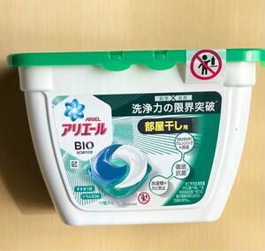 アリエール バイオサイエンス ジェルボール 部屋干し 17個入り  洗濯洗剤 ジェルボール3D