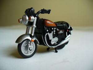 WONDA KAWASAKI 900 SUPER FOUR Z1 ワンダ 20世紀のベストバイク 戸田社長 チョロQ アサヒ BIKE 絶版 旧車 カワサキ ゼットワン ゼット