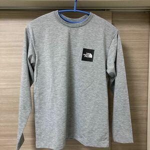 THE NORTH FACE ロングスリーブ 長袖Tシャツ ザノースフェイス スクエア ロゴ SQUARE Logo XS ロンT