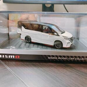 新品未開封 日産セレナ NISMO 1/43 京商 ミニカー
