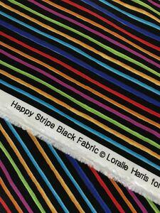 Happy Stripe ロラライハリス