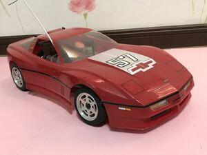 送料無料 1/10 京商 シボレー コルベット ラジコンカー エンジンカー KYOSHO Chevrolet CORVETTE RC CAR