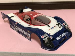 送料無料 1/10 日産 R91CP レースカー ラジコン ボディ タミヤ TAMIYA NISSAN RC BODY F103やF104に