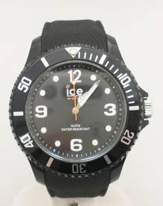 ICE watch アイスウォッチ 007 265 シリコーンサブ クォーツ 腕時計