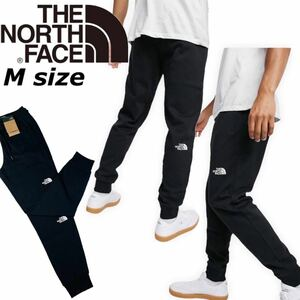 ザ ノースフェイス ボトムス ジョガー パンツ 裏起毛 NF0A4SVQ スウェット ジャージ ブラック Mサイズ THE NORTH FACE MENS NSE PANT 新品