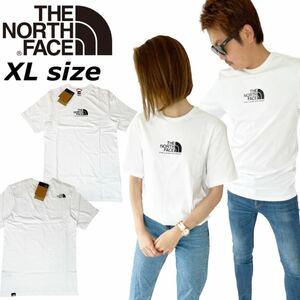 ノースフェイス Tシャツ 半袖 NF0A4SZU ホワイト メンズ レディース XLサイズ THE NORTH FACE FINE ALPINE EQUIPMENT TEE 新品